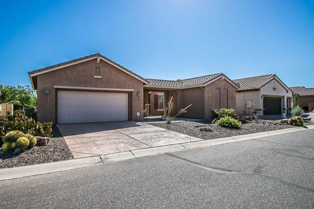 5389 N Pioneer Drive, Eloy, AZ 85131 (MLS #6088886) :: Yost Realty Group at RE/MAX Casa Grande