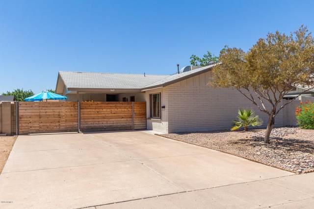 1669 E Verlea Drive, Tempe, AZ 85282 (MLS #6088892) :: Lux Home Group at  Keller Williams Realty Phoenix