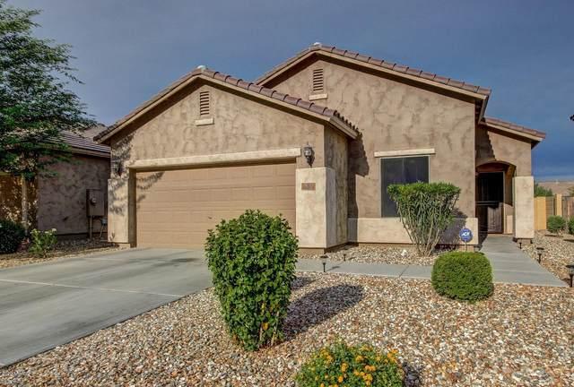 83 N 193RD Drive, Buckeye, AZ 85326 (MLS #6088899) :: The Luna Team