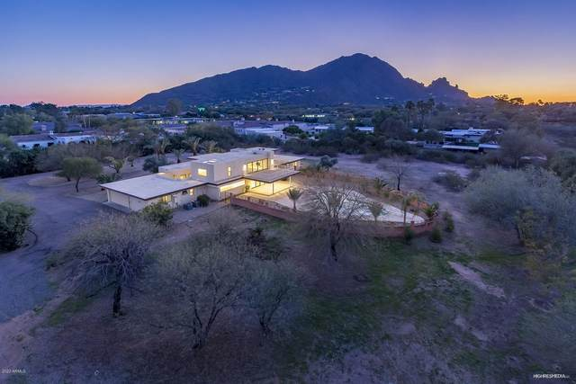 5738 N Casa Blanca Drive, Paradise Valley, AZ 85253 (MLS #6088963) :: Budwig Team | Realty ONE Group