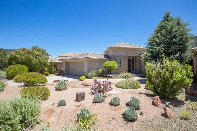 62 Heritage Circle, Sedona, AZ 86351 (MLS #6088967) :: The Garcia Group