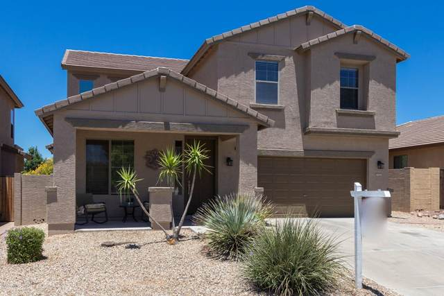 6818 W Morning Vista Drive, Peoria, AZ 85383 (MLS #6088992) :: Howe Realty