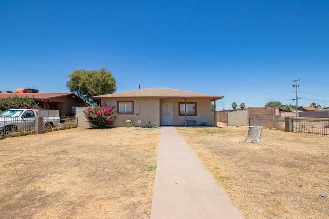 2406 W Jefferson Street, Phoenix, AZ 85009 (MLS #6089075) :: John Hogen | Realty ONE Group