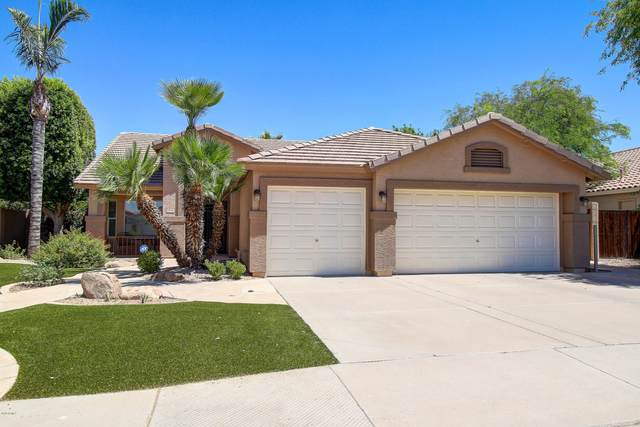 5556 E Garnet Avenue, Mesa, AZ 85206 (MLS #6089214) :: Long Realty West Valley