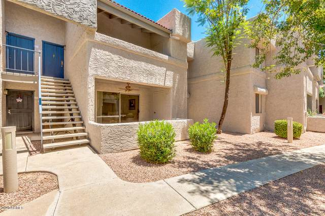 4444 E Paradise Village Parkway #134, Phoenix, AZ 85032 (MLS #6089298) :: Lifestyle Partners Team