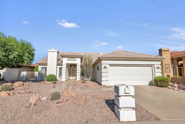 26014 S Ribbonwood Drive, Sun Lakes, AZ 85248 (MLS #6089303) :: Scott Gaertner Group