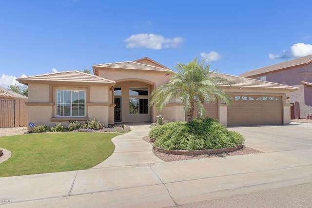 7320 N 81ST Avenue, Glendale, AZ 85303 (MLS #6089314) :: Brett Tanner Home Selling Team
