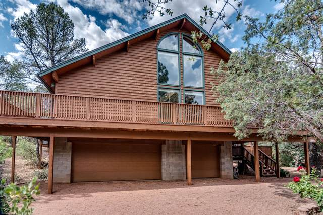 606 E Park Drive, Payson, AZ 85541 (MLS #6089367) :: Walters Realty Group