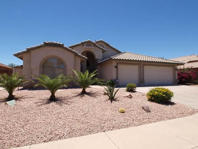 2193 E Kempton Road, Chandler, AZ 85225 (MLS #6089383) :: Klaus Team Real Estate Solutions