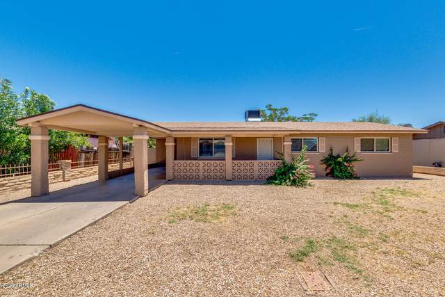 8511 W Taylor Street, Tolleson, AZ 85353 (MLS #6089396) :: Scott Gaertner Group