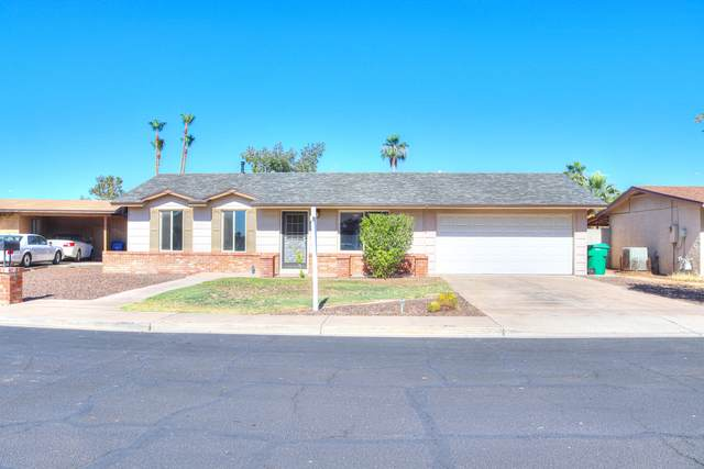 1227 S Olive Circle, Mesa, AZ 85204 (MLS #6089551) :: The Bill and Cindy Flowers Team