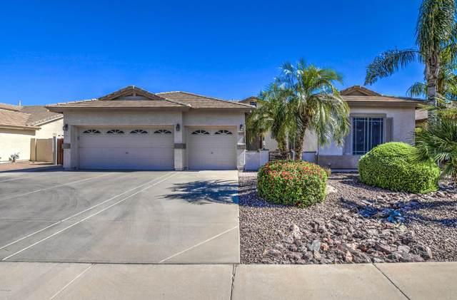 4122 E Loma Vista Street, Gilbert, AZ 85295 (MLS #6089553) :: Klaus Team Real Estate Solutions