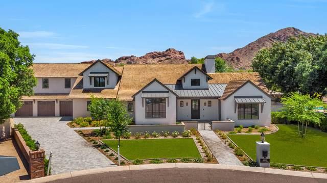 4800 E Calle Del Medio, Phoenix, AZ 85018 (MLS #6089568) :: Budwig Team | Realty ONE Group