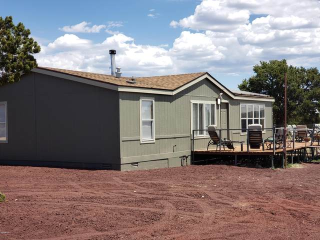 47 S Wedgewood Drive, Valle, AZ 86046 (MLS #6089613) :: Conway Real Estate
