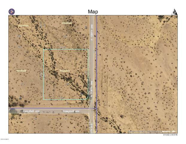 439xx W Campbell Avenue, Tonopah, AZ 85354 (MLS #6089628) :: Lifestyle Partners Team