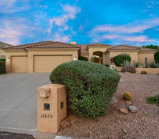 11029 N Indigo Drive, Fountain Hills, AZ 85268 (MLS #6089676) :: Long Realty West Valley