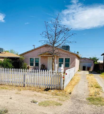 422 W Northern Avenue, Coolidge, AZ 85128 (MLS #6089678) :: The Luna Team