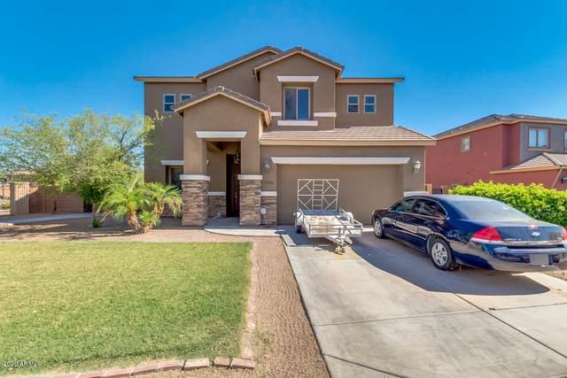 1181 E Prickly Pear Street, Casa Grande, AZ 85122 (MLS #6089722) :: Lux Home Group at  Keller Williams Realty Phoenix