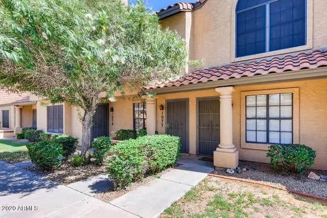 5704 E Aire Libre Avenue #1077, Scottsdale, AZ 85254 (MLS #6089725) :: Lifestyle Partners Team