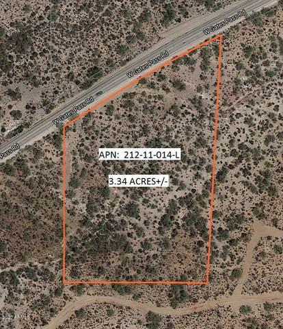 4675 W Gates Pass Road, Tucson, AZ 85745 (MLS #6089780) :: Lucido Agency