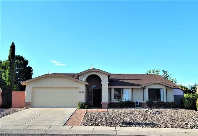 3309 Thunderbird Drive, Sierra Vista, AZ 85650 (MLS #6089803) :: Service First Realty