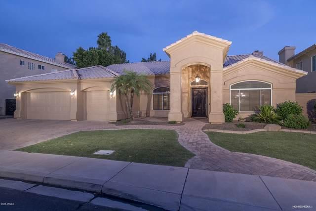 1909 E Coral Tree Drive, Gilbert, AZ 85234 (MLS #6090016) :: Klaus Team Real Estate Solutions