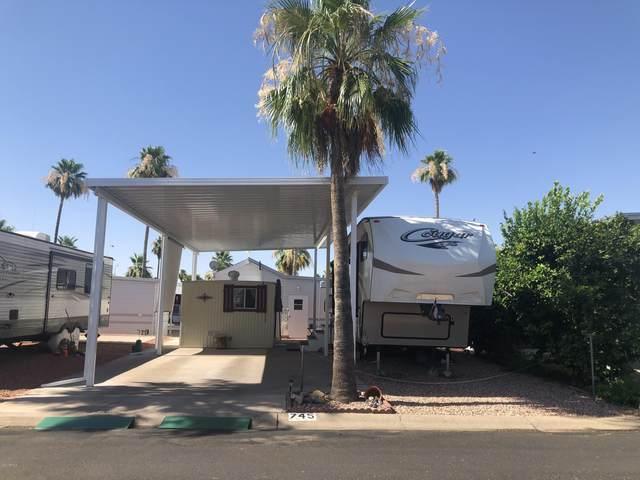 745 S Emerald Drive, Apache Junction, AZ 85119 (MLS #6090059) :: REMAX Professionals