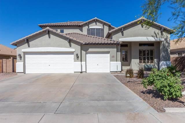 1281 S Canyon Oaks Way, Chandler, AZ 85286 (MLS #6090148) :: Klaus Team Real Estate Solutions