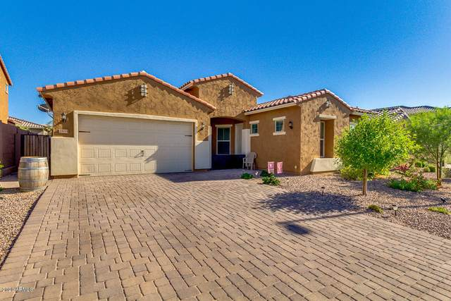 2691 E Indian Wells Drive, Gilbert, AZ 85298 (MLS #6090241) :: Openshaw Real Estate Group in partnership with The Jesse Herfel Real Estate Group