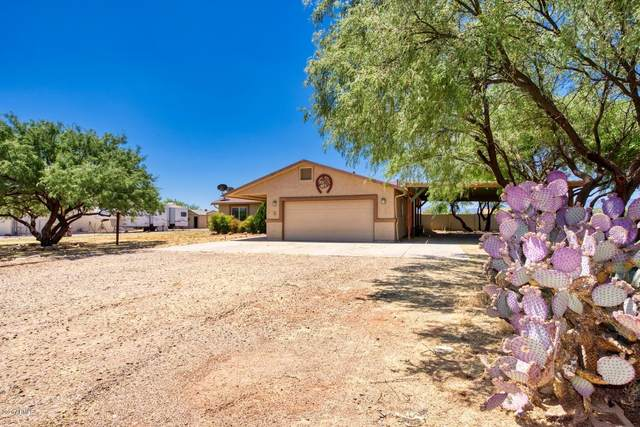 470 E Ash Street, Huachuca City, AZ 85616 (MLS #6090362) :: Riddle Realty Group - Keller Williams Arizona Realty