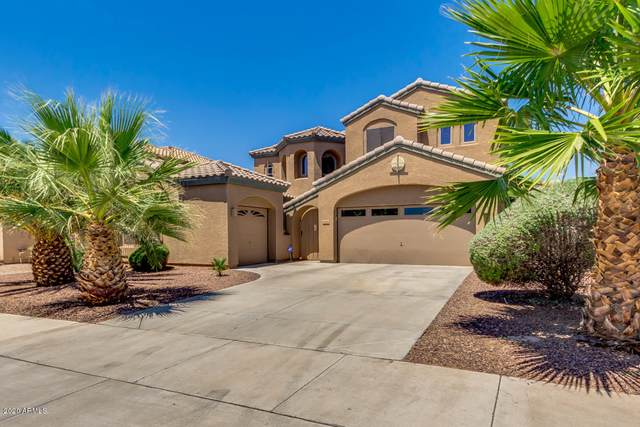 14668 N 138TH Avenue, Surprise, AZ 85379 (MLS #6090373) :: Riddle Realty Group - Keller Williams Arizona Realty