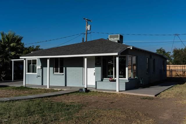 137 N Hunt Drive W, Mesa, AZ 85203 (MLS #6090461) :: The Laughton Team
