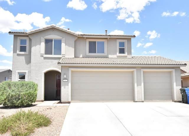 2167 Jacks Drive, Sierra Vista, AZ 85635 (MLS #6090470) :: Lux Home Group at  Keller Williams Realty Phoenix