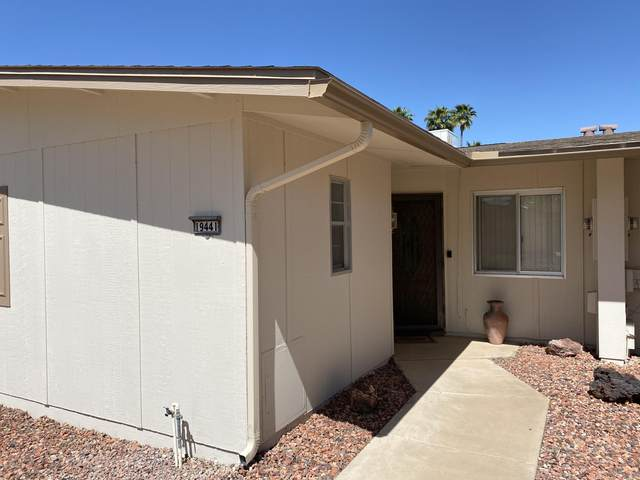 19441 N Star Ridge Drive, Sun City West, AZ 85375 (MLS #6090478) :: Nate Martinez Team