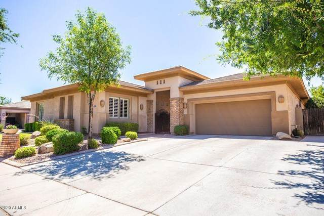 4637 E Carriage Court, Gilbert, AZ 85297 (MLS #6090551) :: Riddle Realty Group - Keller Williams Arizona Realty
