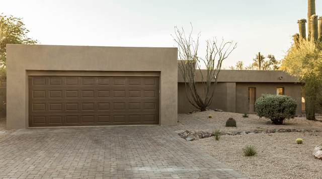 1041 N Boulder Drive, Carefree, AZ 85377 (MLS #6090580) :: The Luna Team