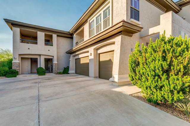 20121 N 76 Street #1023, Scottsdale, AZ 85255 (MLS #6090596) :: Dave Fernandez Team | HomeSmart