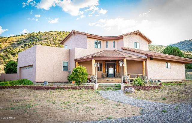 2120 E Moonrise Trail, Hereford, AZ 85615 (MLS #6090616) :: Dave Fernandez Team | HomeSmart