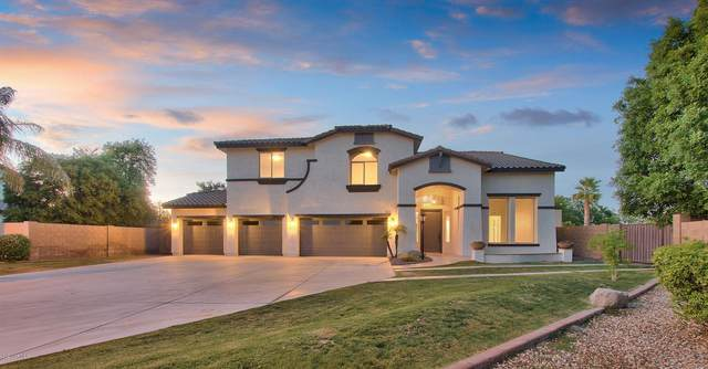 13110 W Denton Street, Litchfield Park, AZ 85340 (MLS #6090618) :: The Laughton Team