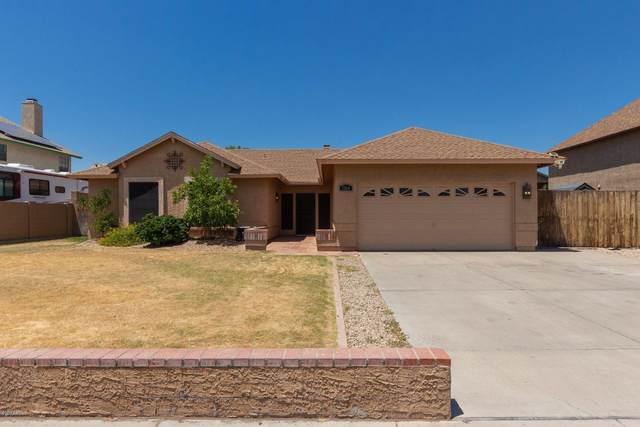 7814 W Dreyfus Drive, Peoria, AZ 85381 (MLS #6090684) :: REMAX Professionals