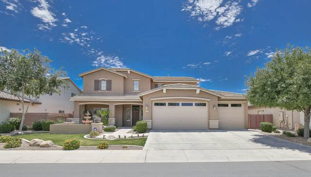 479 W Basswood Avenue, San Tan Valley, AZ 85140 (MLS #6090702) :: The Laughton Team