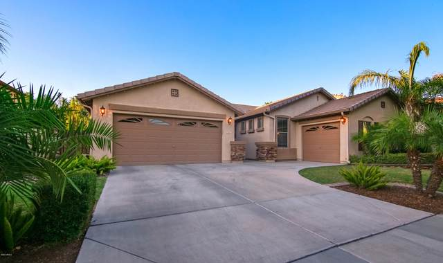 18730 E Old Beau Trail, Queen Creek, AZ 85142 (MLS #6090708) :: Long Realty West Valley