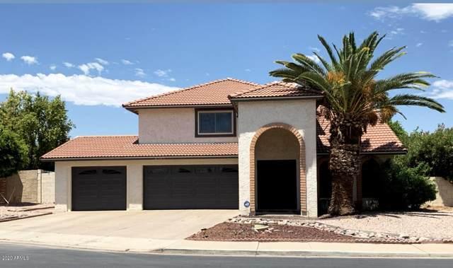 2746 S Alta Vista Street, Mesa, AZ 85202 (MLS #6090810) :: Brett Tanner Home Selling Team