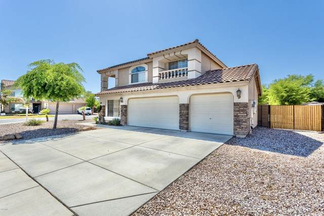 22212 W Gardenia Drive, Buckeye, AZ 85326 (MLS #6090875) :: Klaus Team Real Estate Solutions