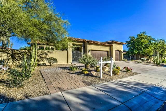 8125 E Wing Shadow Road, Scottsdale, AZ 85255 (MLS #6090952) :: The W Group