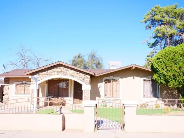 4133 N 84th Avenue, Phoenix, AZ 85037 (MLS #6091010) :: The C4 Group