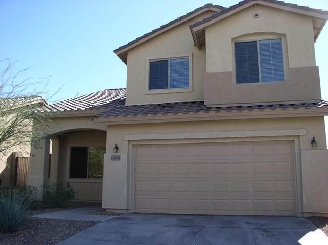 3613 W Memorial Drive, Anthem, AZ 85086 (MLS #6091011) :: The Daniel Montez Real Estate Group