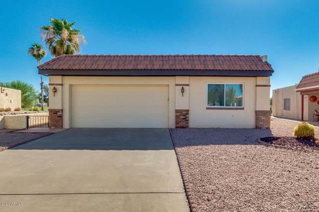 2506 N 62nd Street, Mesa, AZ 85215 (MLS #6091030) :: Yost Realty Group at RE/MAX Casa Grande