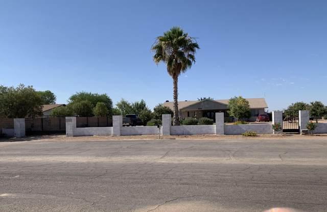 4279 E Colt Drive, Eloy, AZ 85131 (MLS #6091066) :: Kepple Real Estate Group