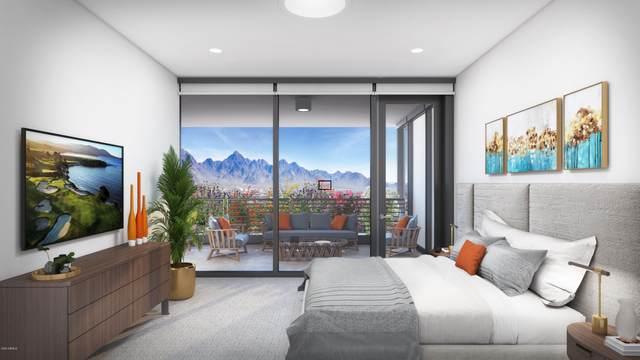 7180 E Kierland Boulevard #517, Scottsdale, AZ 85254 (MLS #6091120) :: Brett Tanner Home Selling Team